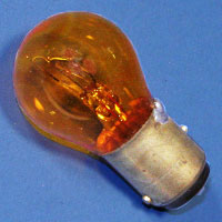 S8 12.8v 2.10A Amber DCIndex Lamp