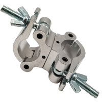 Coupler Swivel, Parallel, 90 Fixed Cheeseborough with roll pin included