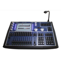 Chamsys MagicQ MQ40N Compact Console - 4 universes direct DMX out, network and video out, 1xLED lamp