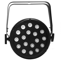 UltraLux 18 LED - 2in1 Variable White CW/WW - w/frame, Black