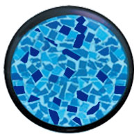 Apollo Gobo Enhanced Crushed Dichroic