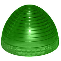 Strobe Egg Cover - Green