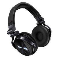 PIONEER:HDJ-1500-K -- DJ HEADPHONES (black)