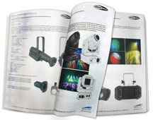 Highlite SHOWTEC Product Guide Link