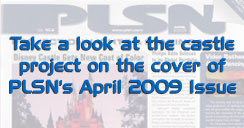 Castle in PLSN April 2009 Issue