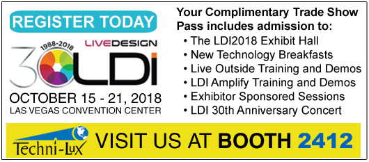Register for a FREE LDI Floor Pass banner