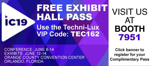 infocomm 2019 free vip pass banner