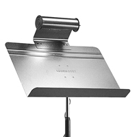 Music Stand Light includes 40watt lamp, 8 foot cord & switch - Black