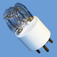 Strobe DV Xenon 5pin ceramic Lamp