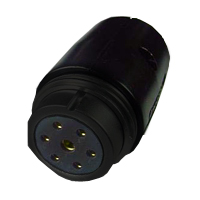 Socapex 7pin Inline Female Connector SLD FFDR 37Y