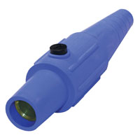 Cam 4/0 Connector Female Blue