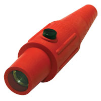 Cam 4/0 Connector Female Red