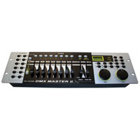 DMXMaster2 DMX Controller with 2 Jog Wheels - 240ch