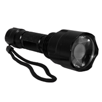 Gantom Torch IR Controlled RGB Flashlight