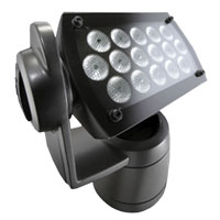 SGM Genio RGB LED Fixture IP65 - no lens, must add 8, 25, 40 degree, no plug