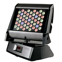 SGM Palco 3 RGB LED Fixture - must add lens - no plug