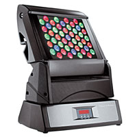 SGM Palco 5 Mobile LED Fixture - must add lens - with Wireless DMX, no plug