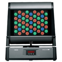 SGM Palco 5 RGB LED Fixture - must add lens - with wireless - no plug