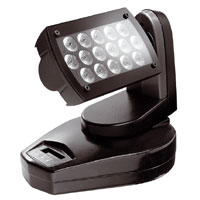 SGM Genio Mobile LED Fixture - no lens, must add 8, 25, 40 degree, no plug