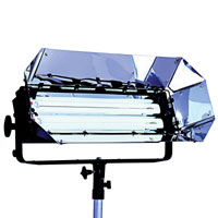 Softlight 2x55w with DMX/Local dimming 120v-230v w/intensifier - for use F55BXCIN32 or 56 lamps - no plug