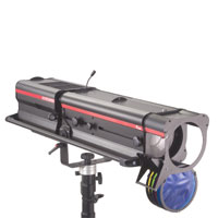 Followspot Arena 1200 Tungsten with color changer & lamp -120v 60Hz