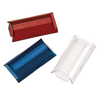 Color Filters for High Hoods - 1 x Clear, Red, Blue