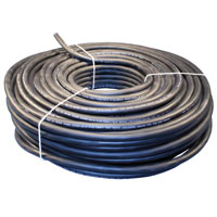 12/3SO Power Cable 12 AWG, 3 conductor, Standard Jacket Oil Resistant, 2 pieces @ 250' total - Raw- Black (per 250')