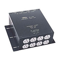 ND5000 4chx1200w Dimmer Pack