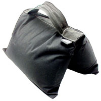 Sandbag Saddle 15lb Center & Butterfly Handle Filled