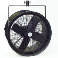 Wind Tunnel Fan Variable -120v