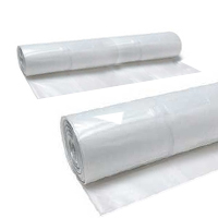 Polyethylene 4 mil 20x100ft Roll - Clear