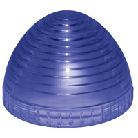 Strobe Egg Cover - Blue