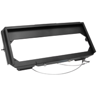LEDpanel 36 Accessory Holder - Black