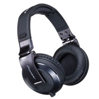 PIONEER:HDJ-2000-K -- REFERENCE DJ HEADPHONES (black)