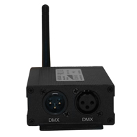 Wtlx512 Wireless Dmx Transceiver - Box 3pin