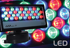 DL-LEDPANEL36C/B  LEDpanel 36 Color RGB LED