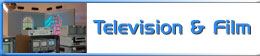 Television Film gallery tab link with telethon set