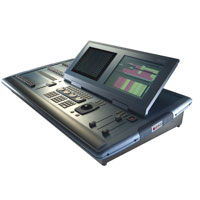 SGM Regia 2048 Console Live w/flight case