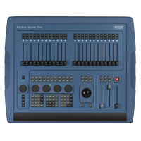SGM Regia 2048 Console Pro w/flight case