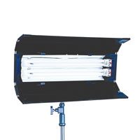 PowerFlo 2x55w with DMX/Local dimming 120v-230v - for use F55BXCIN32 or 56 lamps - no plug