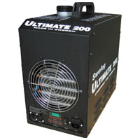 Ultimate 200 Oil Hazer - with DMX - 120v Swefog