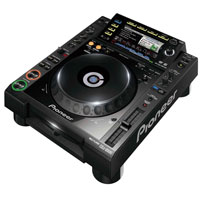 PIONEER:CDJ-2000 -- PRO REFERENCE OMNI PLAYER w/REKORDBOX SOFTWARE