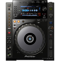 PIONEER:CDJ-900NXS -- PRO OMNI PLAYER w/REKORDBOX Software - Color