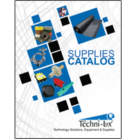Techni-Lux Supplement Catalog