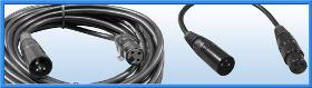 3 Pin XLR Cables